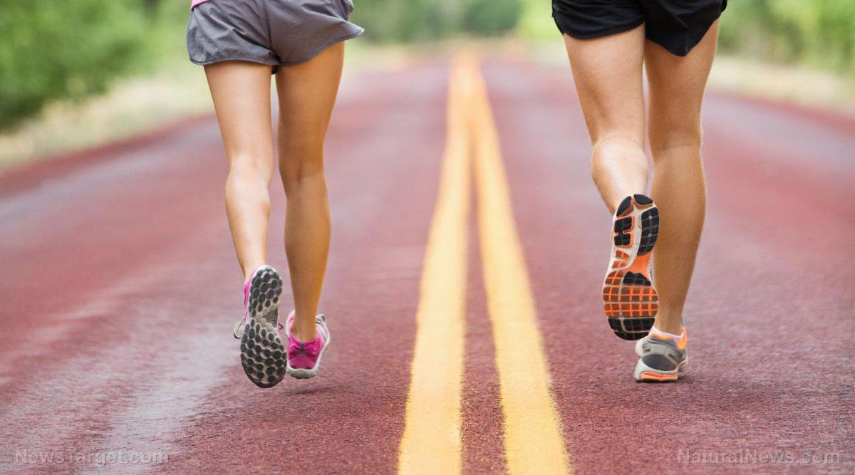 jogging fitness