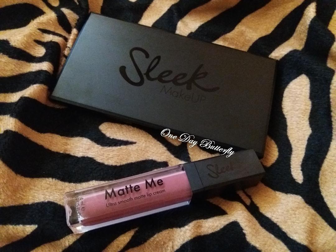 Sleek MakeUP – testare produse de machiaj