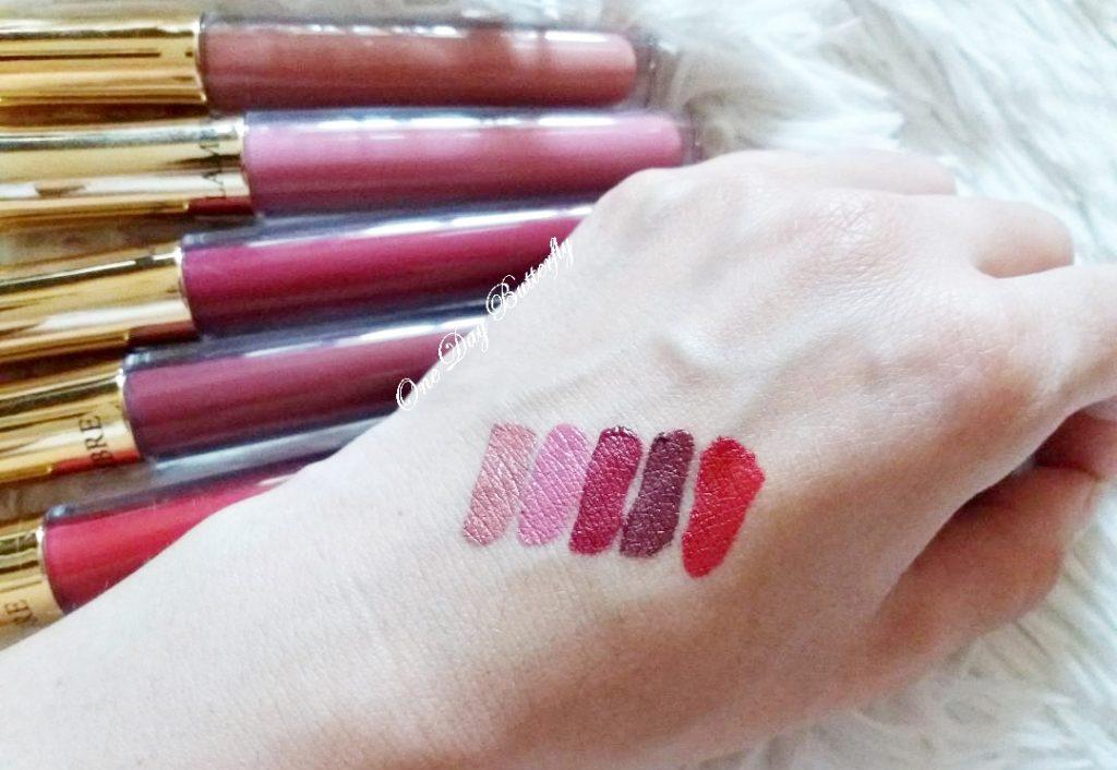 RujSoft Matt Longwear Lip Colour | Lambre
