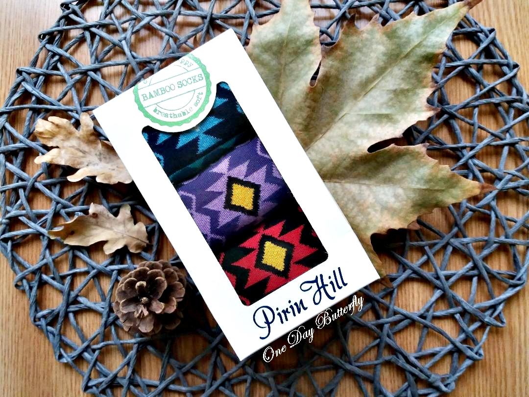 Pirin Hill – șosete sofisticate pentru persoane excentrice