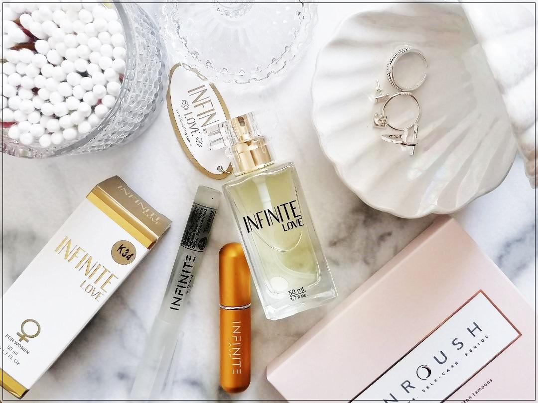 Despre parfumurile Infinite Love