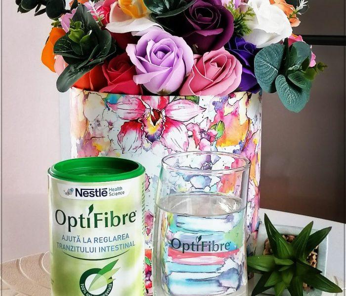 OptiFibre – aliatul împotriva tranzitului intestinal lent