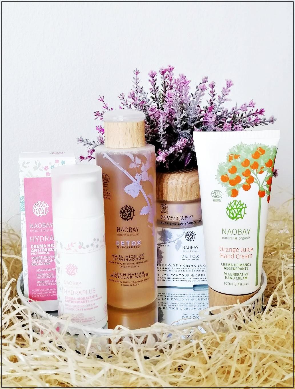 Vine vara: folosesc cosmetice naturale NAOBAY, ideale acestui sezon