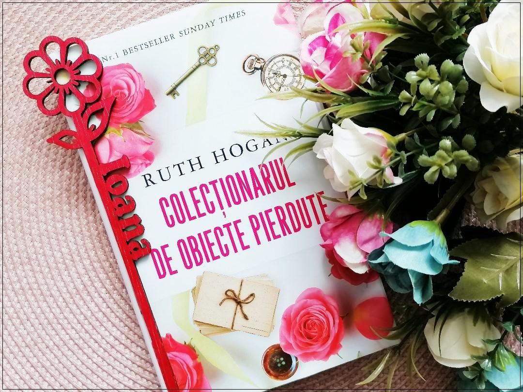 """""""Colecționarul de obiecte pierdute"""" de Ruth Hogan   TYM#5"""