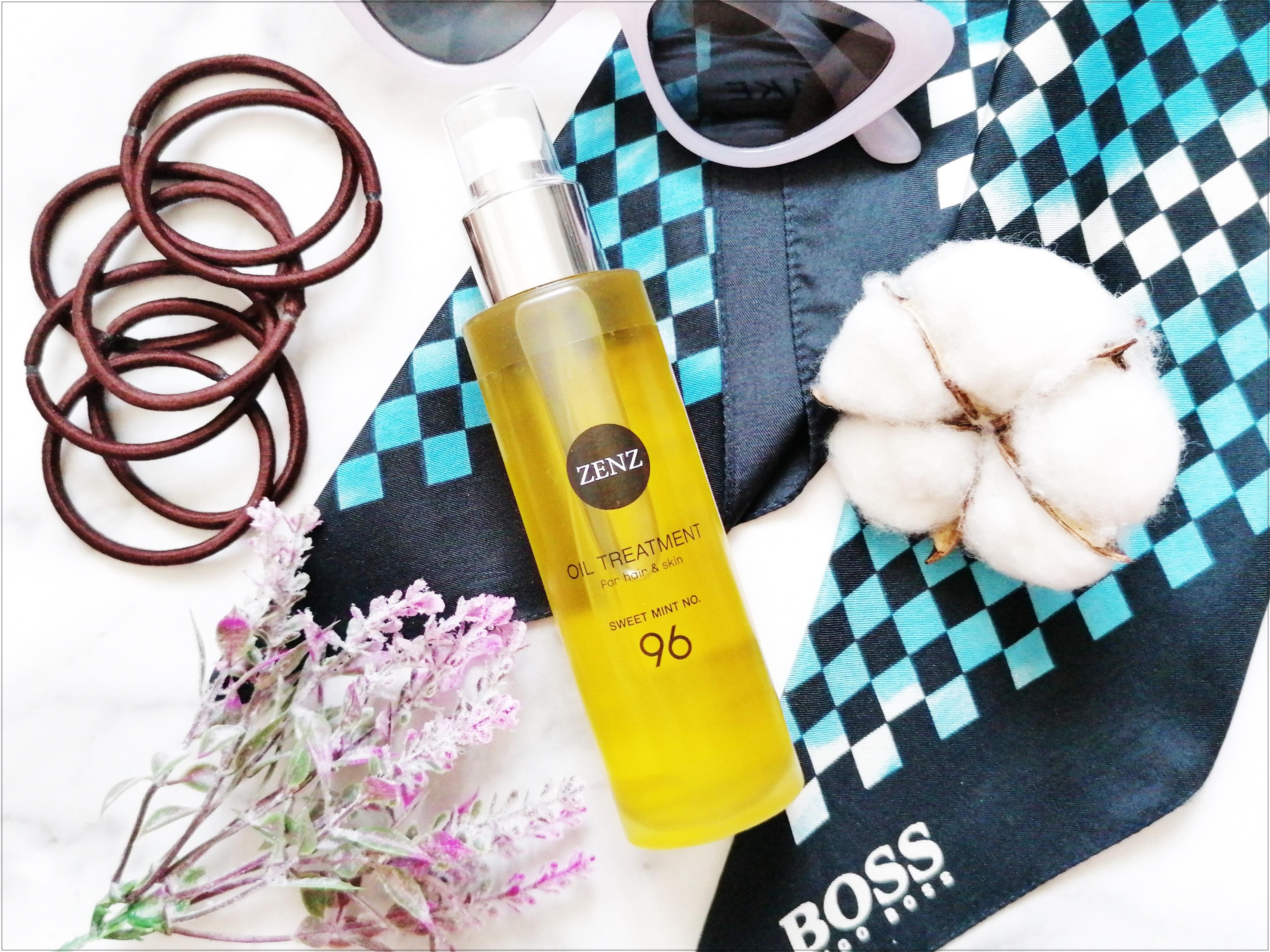 Zenz organic haircare