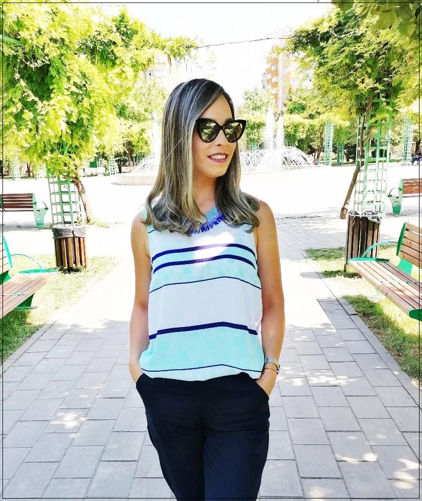 Balayage marca Gina Dan Hairdresser | Schimbare de look
