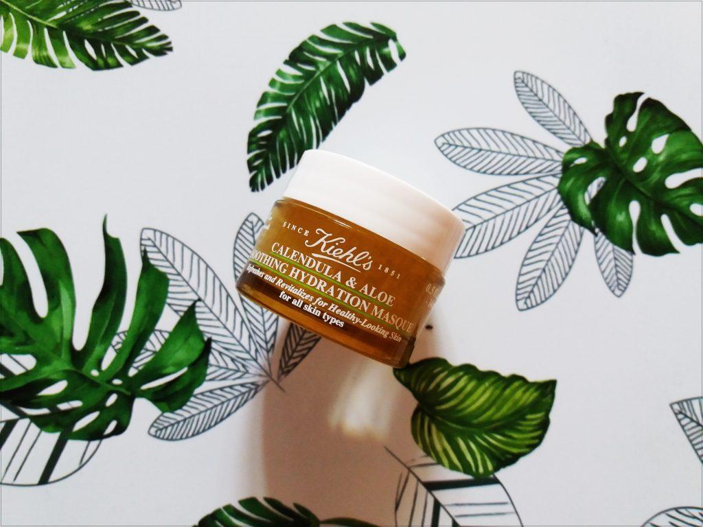 Kiehl's Calendula & Aloe Masque