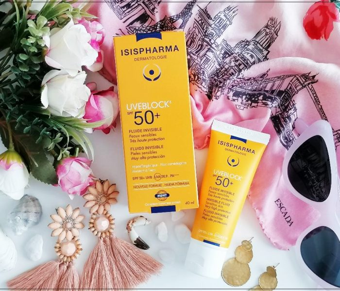 UVEBLOCK ISISPHARMA – protecție solară dermatologică