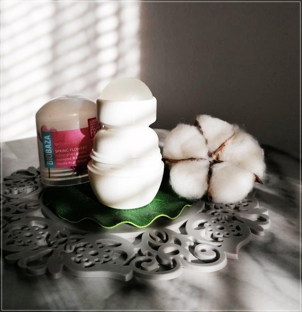 BIOBAZA deodorant