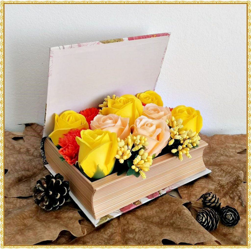 Florile de săpun TopPrint.ro
