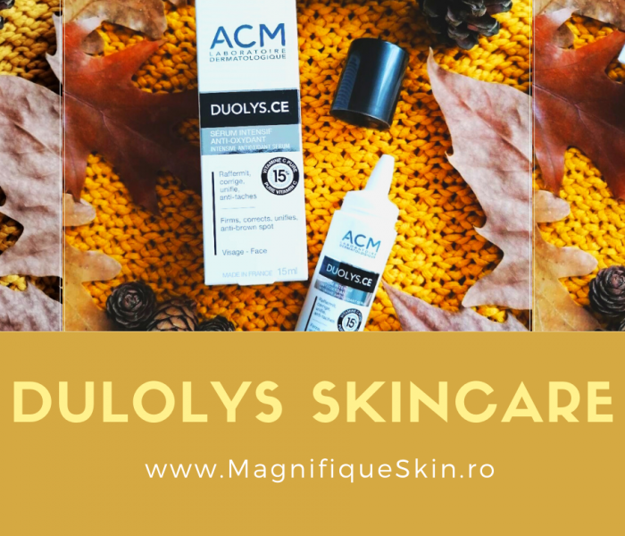 DUOLYS – specialist în îngrijirea pielii