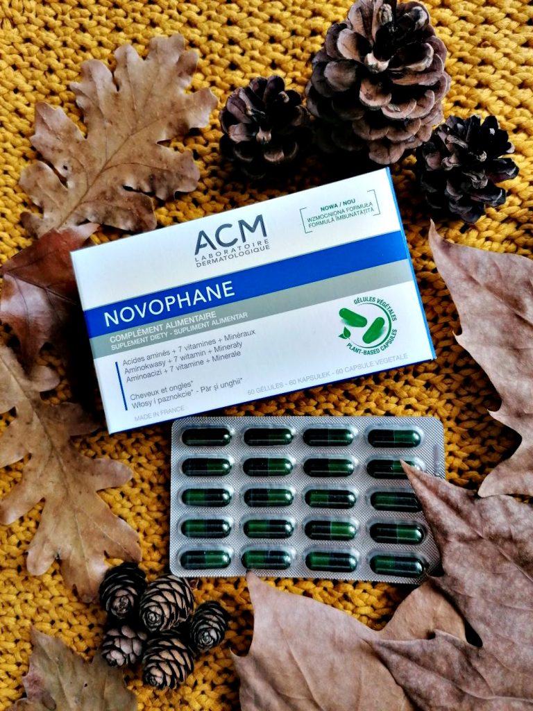 Novophane capsule