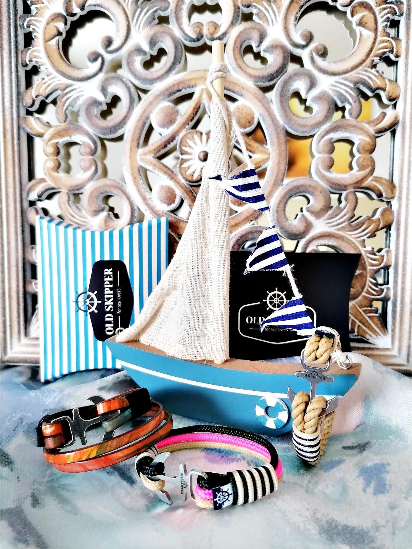 Old Skipper – brățările spiritului liber