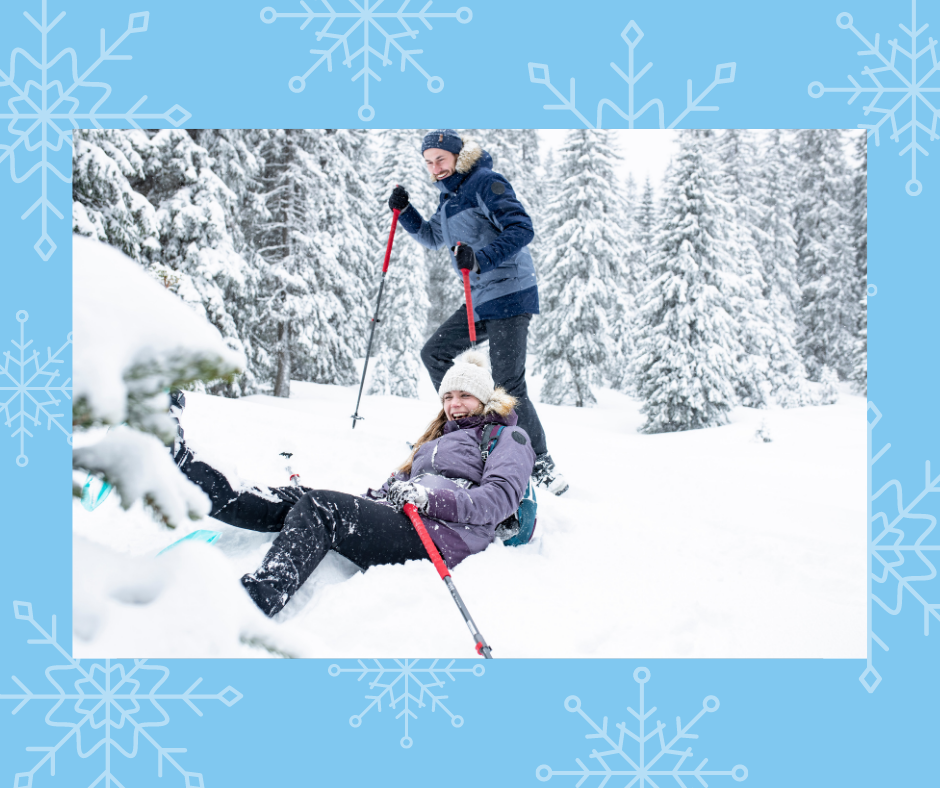 Sporturi de iarnă cu articole Decathlon