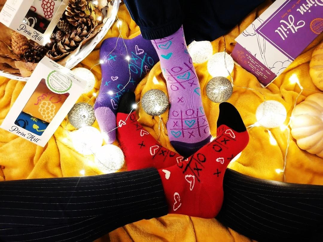 Șosetele Pirin Hill – cadoul perfect pentru Ziua Îndrăgostiților