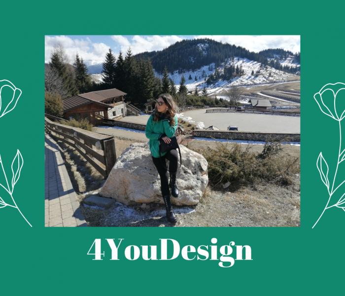 4YouDesign.ro – articole vestimentare fără asemănare