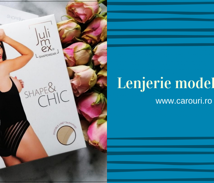 Lenjeria modelatoare – must have în garderoba femeii