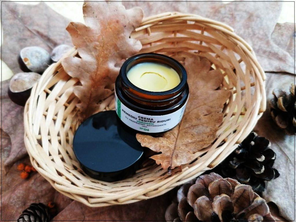 crema remediu pentru riduri