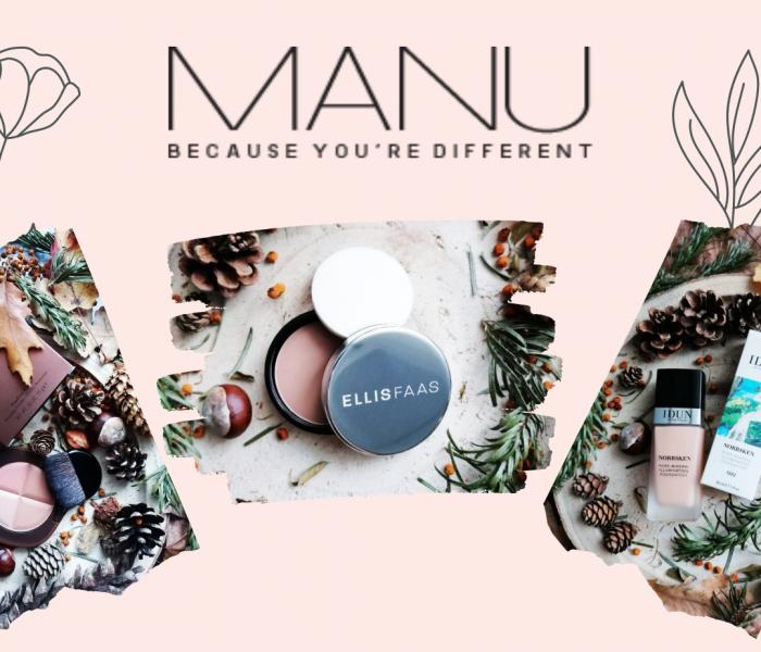 MANU Cosmetics – produse de machiaj calitative și accesibile