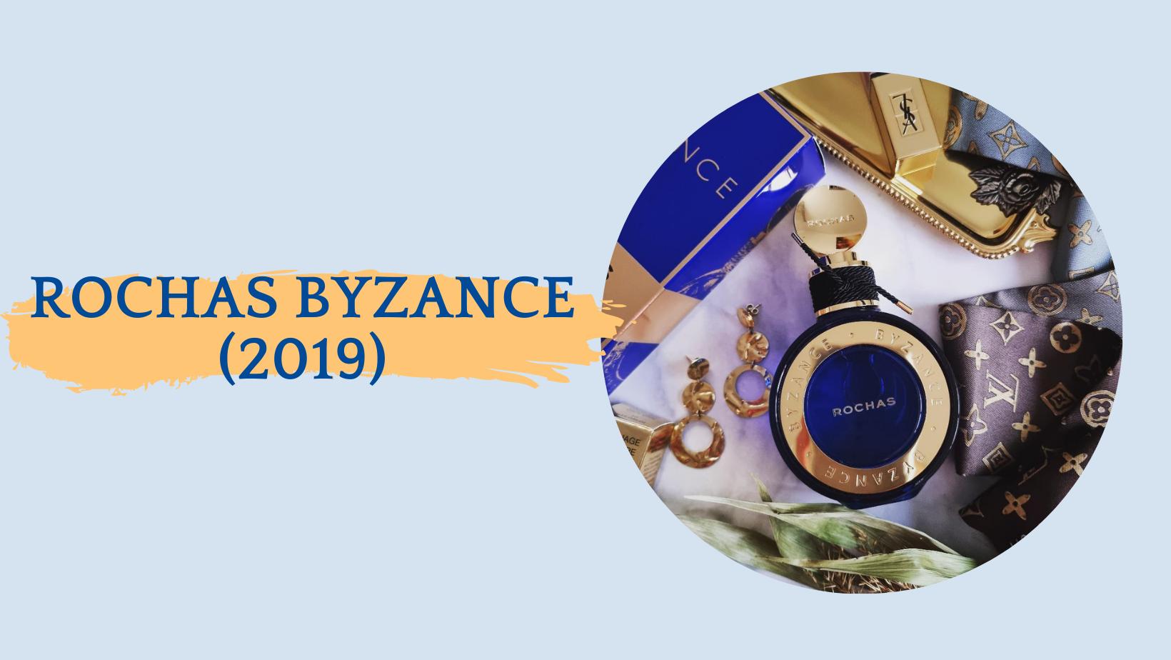 Rochas Byzance (2019) EDP