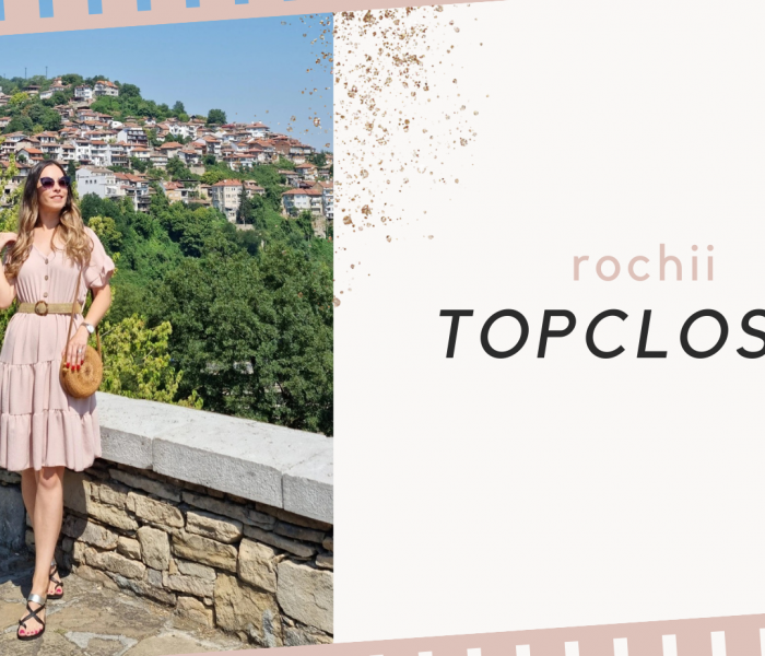 TopCloset – îmbrăcăminte modernă la prețuri accesibile