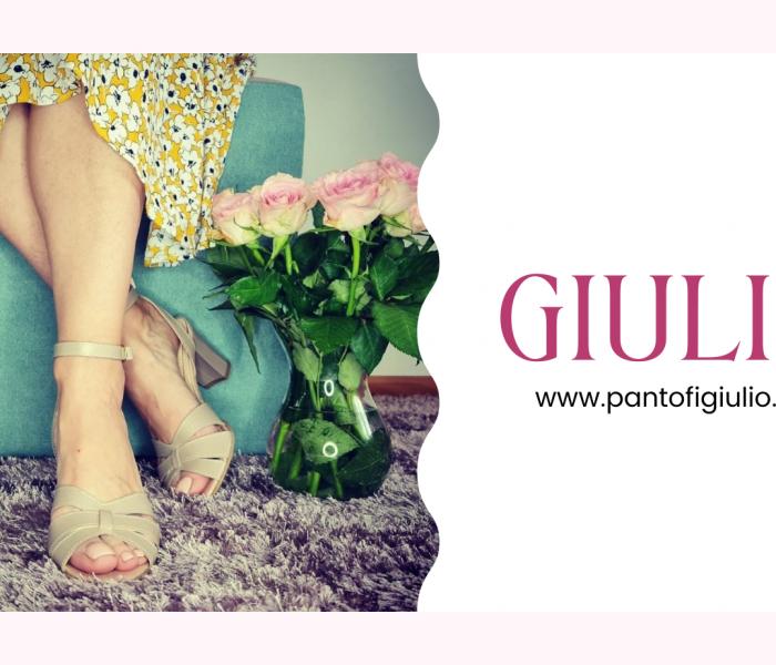 GIULIO – încălțăminte confortabilă autohtonă