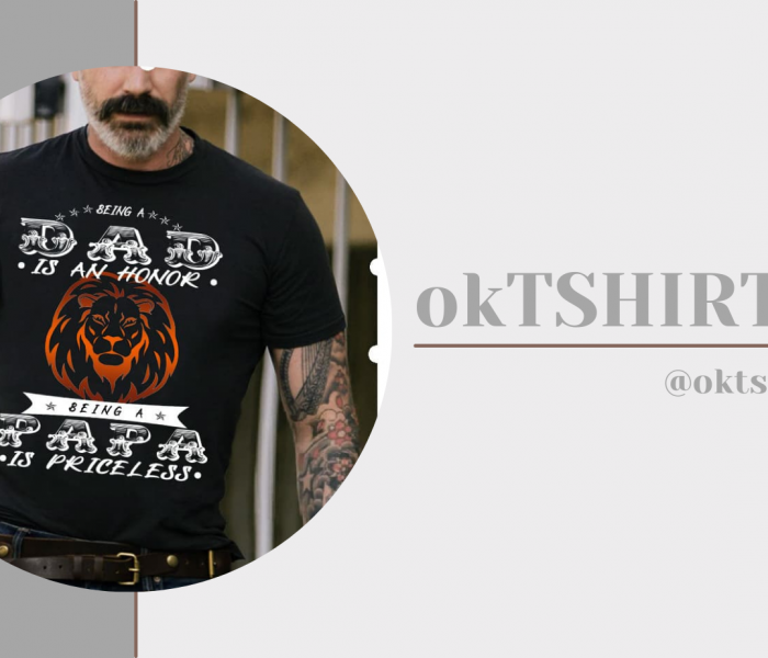 okTSHIRT- my reliable partner in terms of custom t-shirts